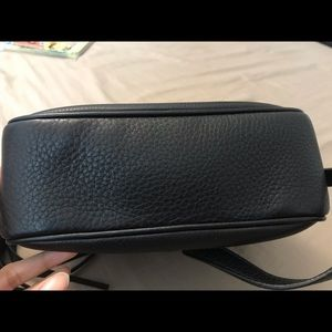 Gucci Bags - ⭐️ SOLD ⭐️Authentic Gucci soho disco in black